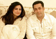 Daisy Shah happy for Salman Khan
