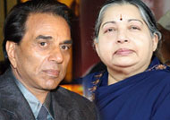 Dharmendra SHOCKED & emotional as Jayalalithaa passes away
