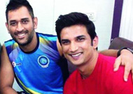 Sushant Singh Rajput & Dhoni to work together?