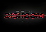 'Dishoom' Logo OUT Now!