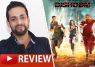 Watch 'Dishoom' Review by Salil Acharya