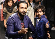 WOW Emraan Hashmi's son chooses his career already FIND OUT