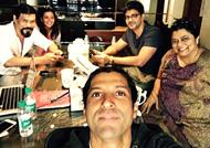 Checkout Farhan Akhtar's scripting selfie!