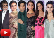 Filmfare Glamour & Style Awards 2016