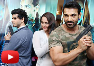 'Force 2' Trailer Launch