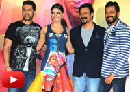 Riteish, Vivek, Aftab, Urvashi at 'Great Grand Masti' Trailer Launch