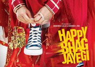 Watch Motion poster of 'Happy Bhag Jayegi' here!