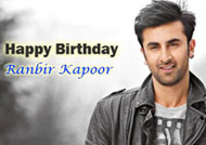 Happy Birthday Ranbir!