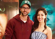 Hrithik Roshan: Working with Yami was enriching