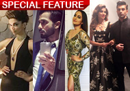 Bollywood stars who dazzled at the IIFA green carpet