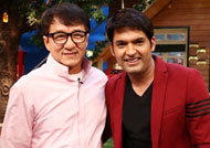 WOW Jackie Chan on The Kapil Sharma Show