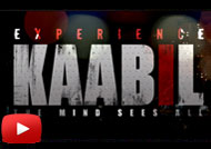 Watch 'Kaabil' 2nd Teaser
