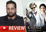 Watch 'Kabali' Review by Salil Acharya