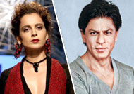 Kangana Ranaut reveals about SRKs film