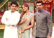Karan Singh Grover and Bipasha appear on 'The Kapil Sharma Show'