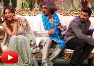 Karan Singh Grover & Bipasha Basu on Sets of The Kapil Sharma Show