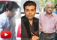 Karan Johar Meets Raj Thackeray for 'Ae Dil Hai Mushkil' Release