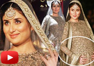 Kareena Kapoor with Baby Bump Walks The Ramp at LFW 2016