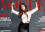 Kareena Kapoor Khan looks amazing on the new Vogue India cover