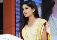 SPEAK UP: Katrina Kaif urges women