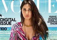 Katrina Kaif makes a perfect sun-kissed beauty on 'Vogue' magazine