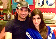 Kriti Sanon terms rumours of dating Sushant Singh Rajput 'baseless'