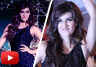 Kriti Sanon Walks on Ramp as Miss Taken - Girls Will Be Girls