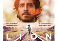 'Lion' First India Poster