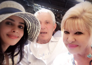 Mallika Sherawat meets 'lovely' Ivana Trump