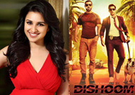 Parineeti Chopra to sizzle as item girl for 'Dishoom'