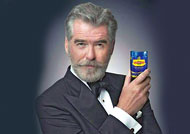 Pierce Brosnan feeling sorry for doing Pan Bahar ad