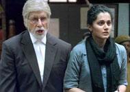 Taapsee in 'Pink' Telugu remake?
