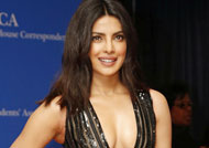 Priyanka Chopra feeling blessed!