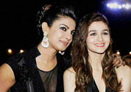 Priyanka gives 'Girl Love' to Alia Bhatt