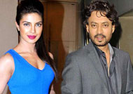 Priyanka Chopra proud of Irrfan Khan
