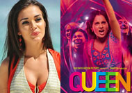 Amy Jackson in 'Queen' south Remake???