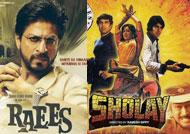 'Raees' follows 'Sholay' route