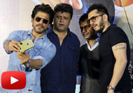 Shah Rukh, Nawazuddin at 'Raees' Trailer Launch