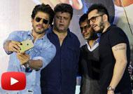 Shah Rukh, Nawazuddin at 'Raees' Trailer Launch