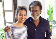 Radhika Apte on Rajinikanth: 'I'm learning by just observing him!'