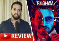 Watch 'Raman Raghav 2.0' Review by Salil Acharya
