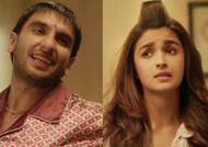 Ranveer and Alia play a Gujarati couple in the new ad: Watch
