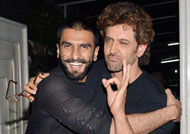 When Hrithik Roshan got inspired from Ranveer Singh