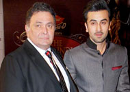 Rishi Kapoor admits having a wall between him and son Ranbir Kapoor