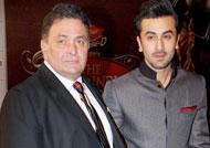 Rishi Kapoor admits having a wall between him and son Ranbir Kapoor
