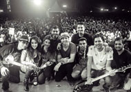 Farhan Akhtar and Shraddha Kapoor rock Shillong: 'Rock On 2'