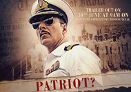 First poster of Akshay Kumar's 'Rustom' is out!