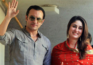 Saif & Kareena not in a hurry to have kids