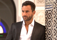 Saif's new format of watching films