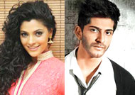 Harshvardhan is totally non-filmy: Saiyami Kher